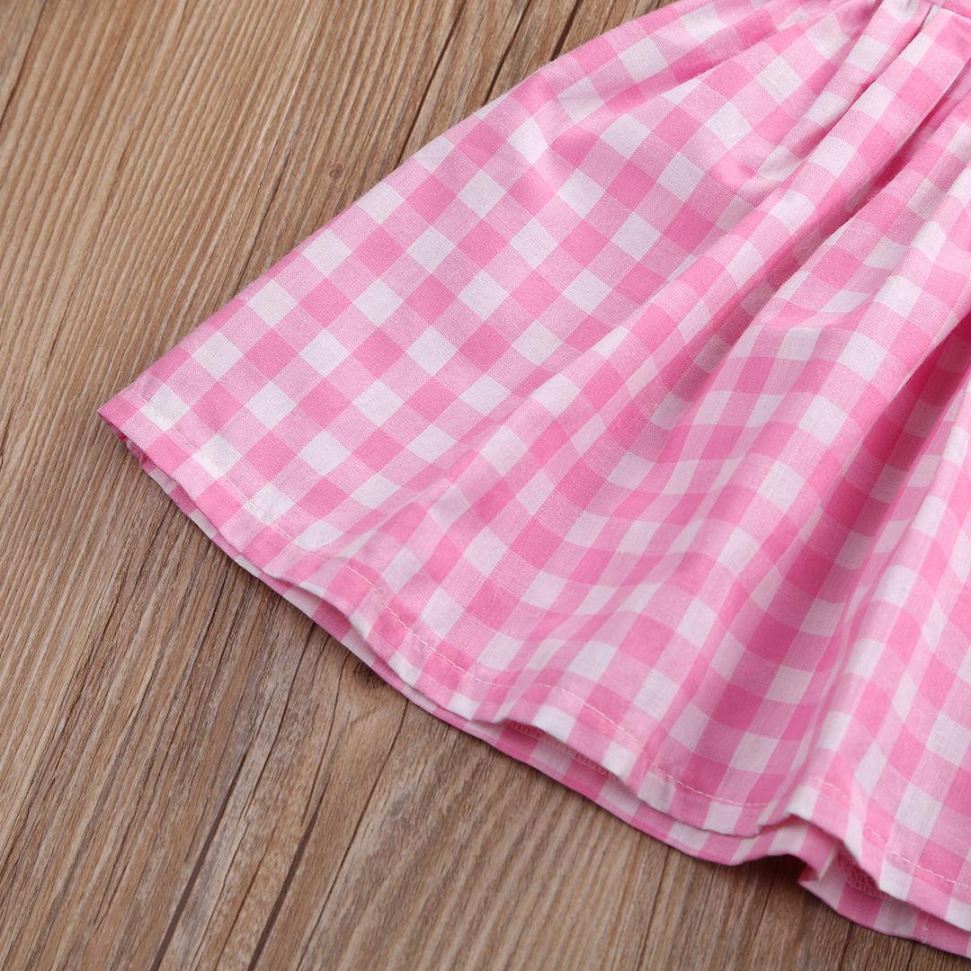 Summer-Princss-Newborn-Baby-Girls-Casual-Sweet-Dress-Sleeveless-Pink-Checked-Dresses-New-Fashion-0-24M-3