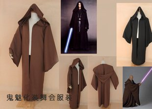 Star Wars clothing/the devil robe/jedi dress/jedi robes