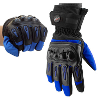 Pro Biker Motorcycle Gloves Full Finger Knight Riding Moto Motorcross Sports Protective Gloves Cycling Waterproof Guantes