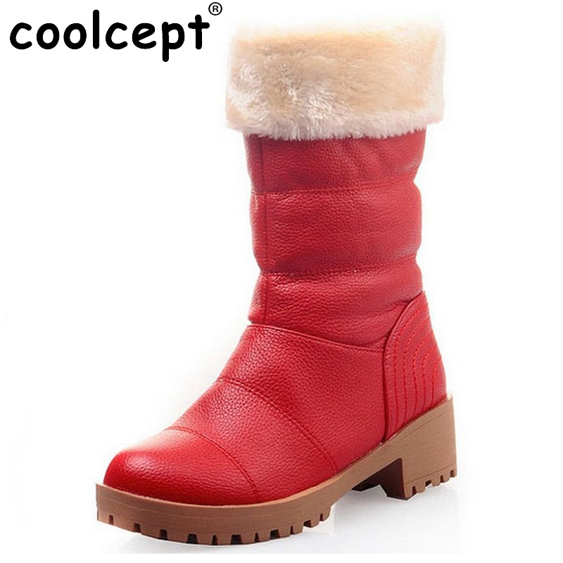 Gladiator Snow Boots Women Height Increasing Half Short Boot Warm Plush Winter Mid Calf Boots Footwear Shoes Size 34-43 душевой набор grohe new tempesta cosmopolitan 3 режима 27588001