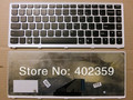 For  LENOVO  ultrabook U310  U310-ITH  U310-IFI  U3C1  laptop keyboard US version