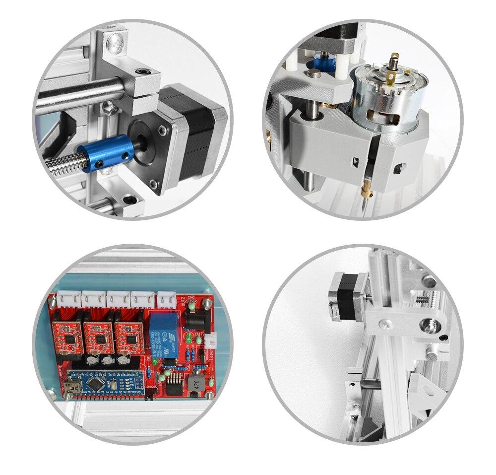 маршрутизатор древесины CNC ; электронный комплект; электрический маршрутизатор;