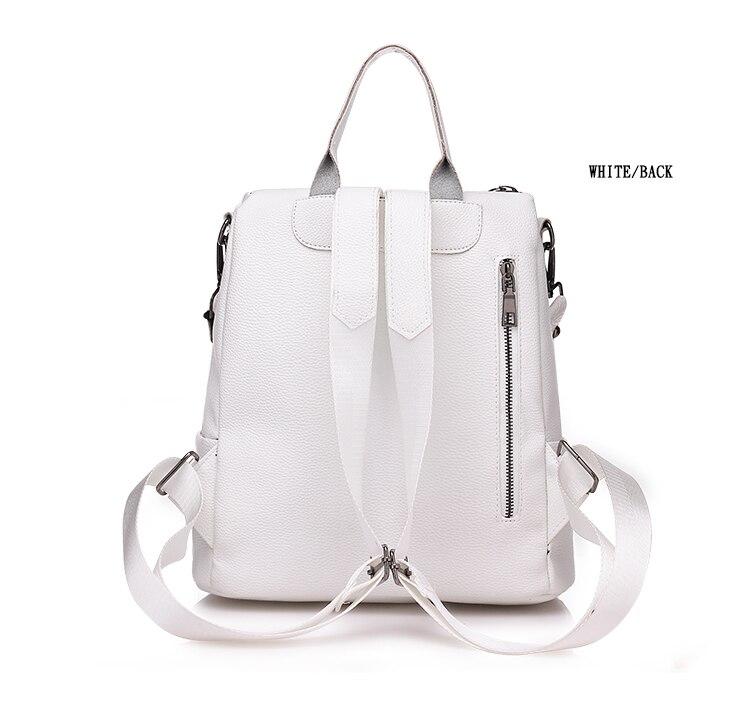 2018 New Retro Fashion Ladies Backpack 0025