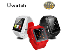 Bluetooth Smart Watch WristWatch Watch for iPhone4S/5 Slot Push Message Bluetooth Connectivity Phone pk DZ09 Smartwatch