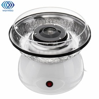 Household DIY Cotton Candy Maker 306 Stainless Steel Sugar Machine Sweet Floss Food Processors Machine Kids