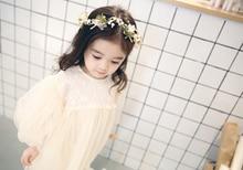 6473 0 для маленьких девочек для новорожденных девочек Birthday2018 платье принцессы платье детские летние цветочные хлопковое платье для маленьких девочек одежда