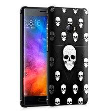 YOOPOO Мода 3D Тиснением живопись Стиль Мягкие TPU Противоударный Броня Case Обложка для Xiaomi Mi Note 2 Премьер-5.7 дюймов телефон