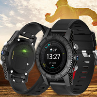 Hiperdeal 4G Smart Watch AMOLED Round Screen Real time Heart Rate Monitor IP67 Waterproof 1+16GB Android 7.0 C417