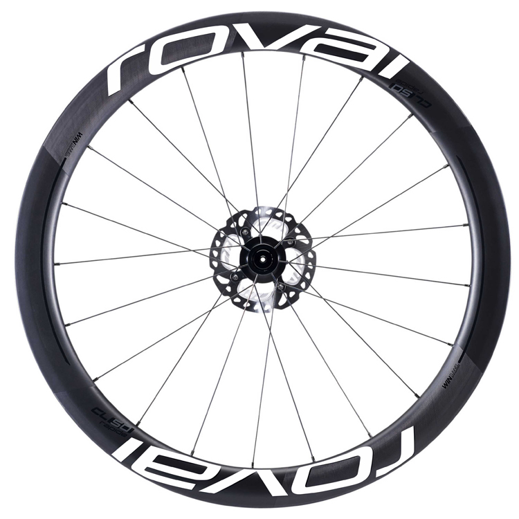ROVAL RIMS DECALS STICKERS SET OF CUSTOM COLORS 4