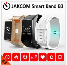Jakcom B3 Smart Band New Product Of Wristbands As Heart Rate And Blood Pressure Watch Pulsometer Dfit