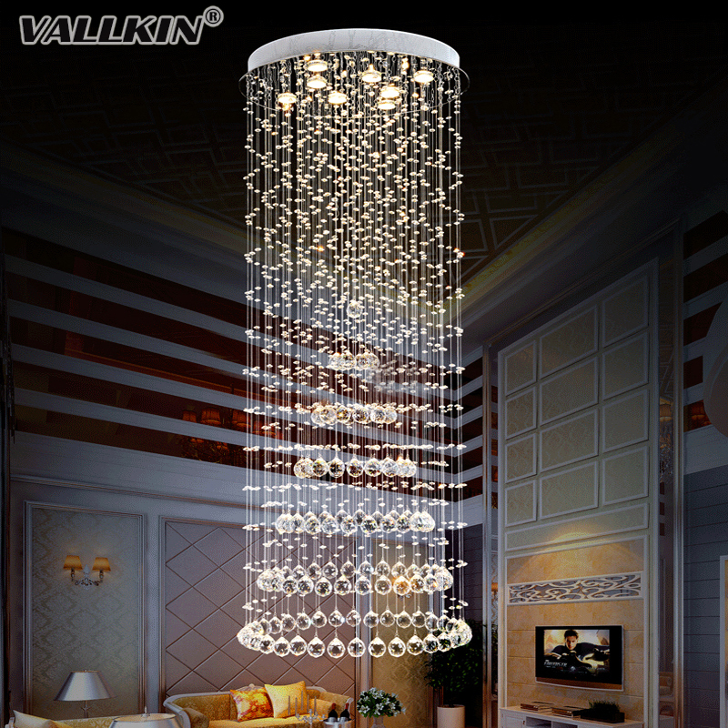 Modern Crystal Pendant Light Lamp Lighting Luxury LED Indoor Pendant Lamps Hanging Lights Home Decoration Fixtures dimmable pendant lights led crystal lighting hanging lamps indoor home light with remote control for hallway indoor home deco