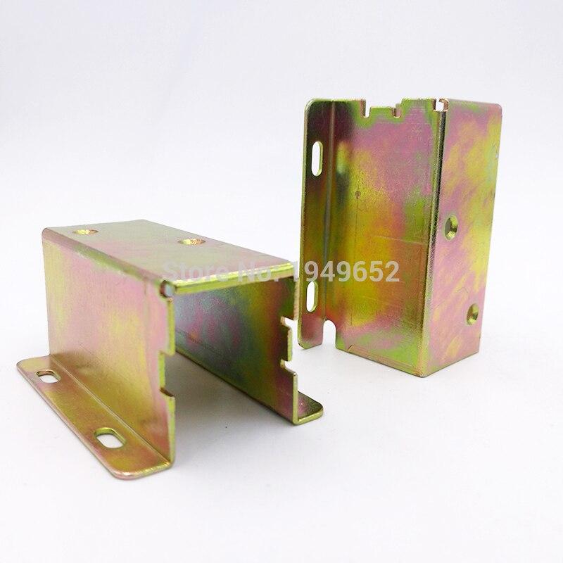 0837dl Metall Shell Linear Magnet Rahmen Elektromagnet Teile Halterung