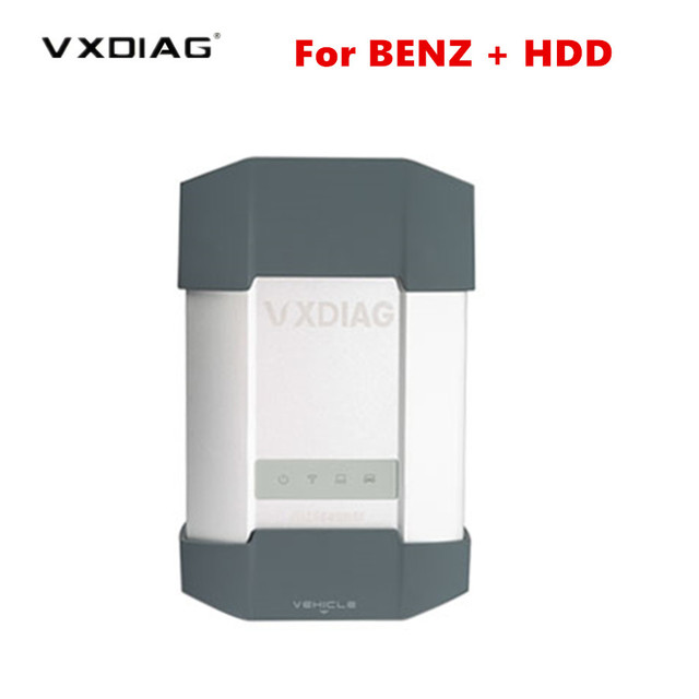 New VXDIAG Multi Diagnostic Tool for Benz with HDD software