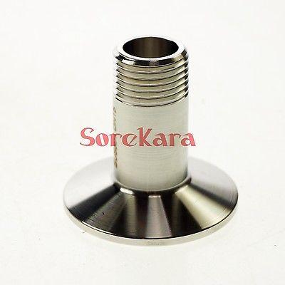 2-1/2 bsp Male X 91mm Ferrule O/d 304 Edelstahl Sanitär Ferrule Rohrschelle Fitting Anschluss Heimwerker Rohrverbindungsstücke