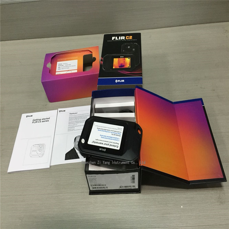 Flir C2 Compact Thermal Imaging System Thermal Camera FLIR C2 Infrared Cameras