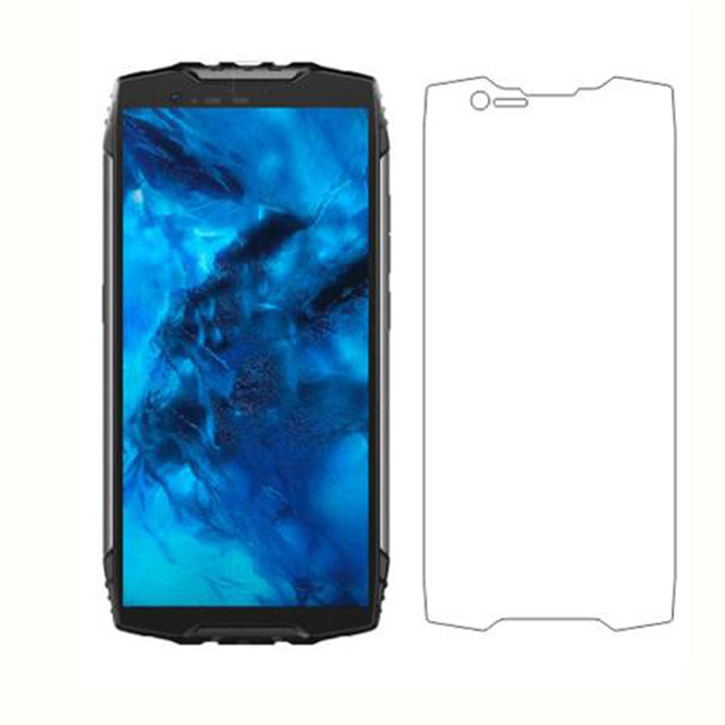 2.5D 9H Original Full Tempered Glass For Blackview BV6800 pro <font><b>BV6800pro</b></font> Screen Protector Cover Protective Film image