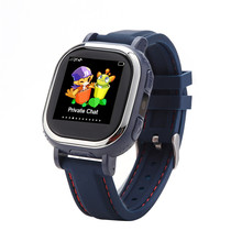 Tencent QQ Montre Smart Watch Enfants Enfants Smartwatch WiFi LBS GPS Montre Anti Perdu D'alarme SIM pour Android IOS PQ708 2G GSM Nouveau couleurs