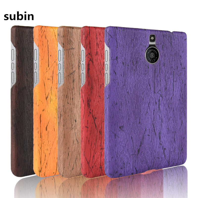 For <font><b>Blackberry</b></font> <font><b>Passport</b></font> <font><b>Silver</b></font> <font><b>Edition</b></font> Phone <font><b>Case</b></font> Bumper PC Plastic PU Leather Cover luxury Wood <font><b>Cases</b></font> image