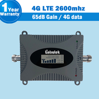 NEW 4G 2600mhz Lintratek Mobile Phone Signal Booster 4G LTE 2600 LCD Display Network LTE Signal