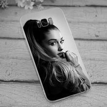Cover for Samsung Galaxy S8 Plus Cat Ar Ariana Grande Phone Case S9 S10 S10E Note 8 9 M10 M20 M30 S7 Edge