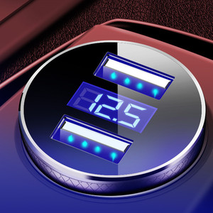Mini Fast Charger Dual USB Car