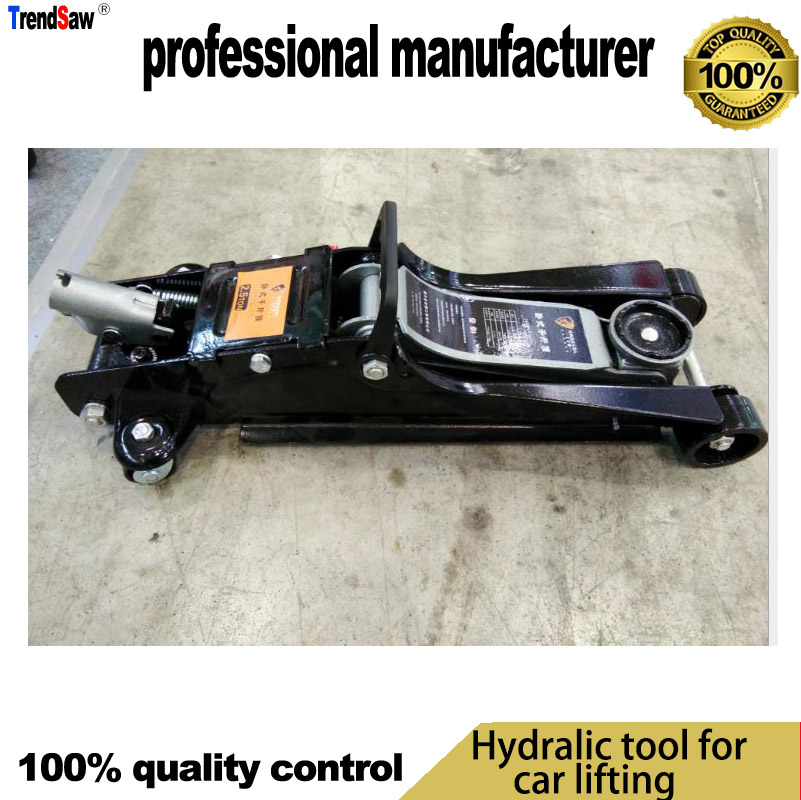 2718efd9edab Manual hydraulic jack for car lifting 2.5tons sheet metal hydraulic  separation of the top vehicle maintenance tools