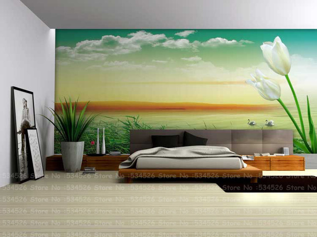 Fashion Photo Wallpaper For Walls Papel De Parede Listrado 3d Mural Tapete  For Living Room Wall