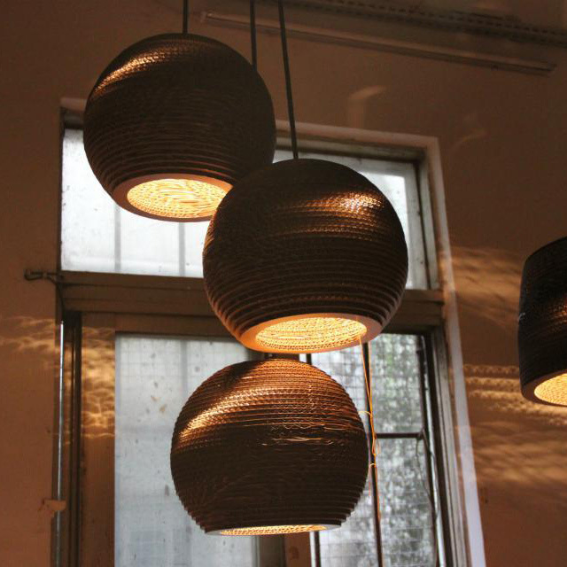 Nordic ikea cardboard chandelier lighting designer chrysalis cafe nordic ikea cardboard chandelier lighting designer chrysalis cafe dining room den new light fixture aloadofball Choice Image