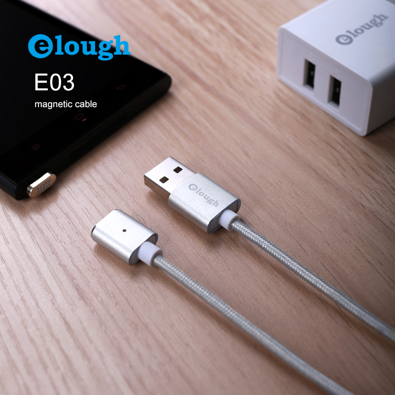 Image 5 - Elough E03 Magnetic Charger Micro USB Cable For Xiaomi Huawei Android Mobile Phone Fast Charging Magnet Microusb Data Cable Wire-in Mobile Phone Cables from Cellphones & Telecommunications