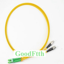 Fibra Óptica Patch Cord Jumper FC LC/APC LC/APC FC/UPC SM Duplex GoodFtth 100 500m