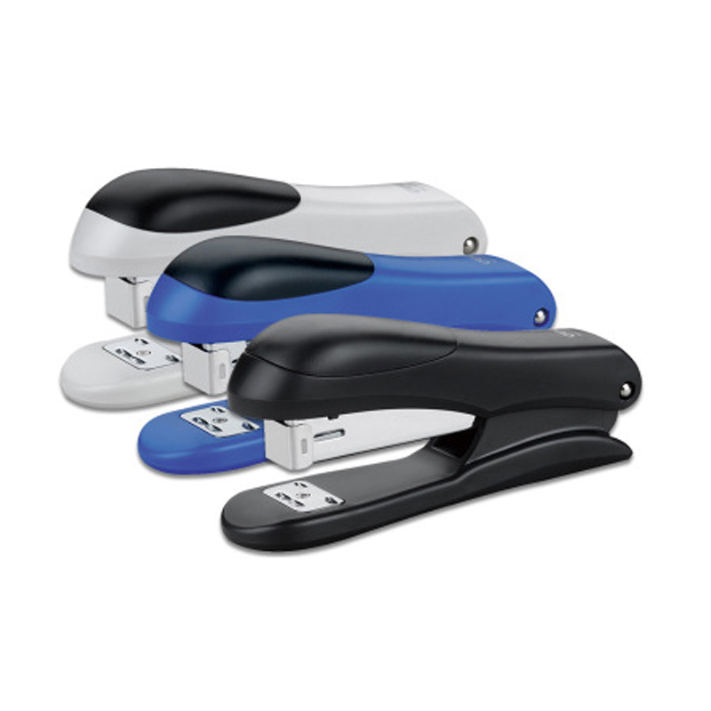 24/6 26/6 Staple 0305 Stapler School Supplies Blue/Black/White Optional Medium Stapler For The Thickness Of 20 Pages