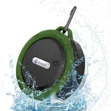 Portable Mini C6 Wireless Bluetooth Speaker Waterproof IP 65