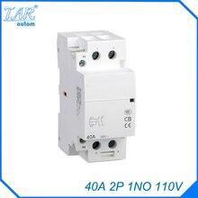 цена на Modular contactor 40A 1NO 2P 110V mps household contactor