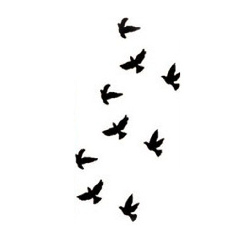 Achetez En Gros Oiseau Temporaire Tatouages Ligne &224 Des Grossistes