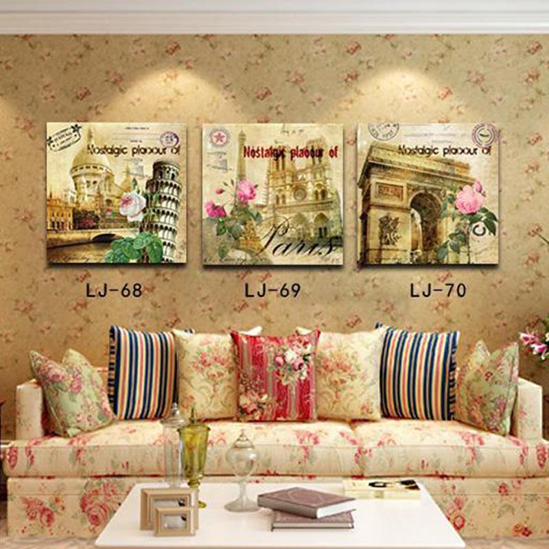 Amazing Online Get Cheap Building Painting Design Aliexpress Com Largest Home Design Picture Inspirations Pitcheantrous