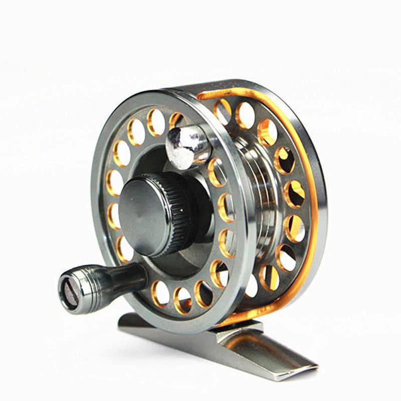 Haute qualité en aluminium moulinet de pêche roue 2000/3000/5000 série glace mouche poisson moulinet Maximumcatch lurekiller bobine