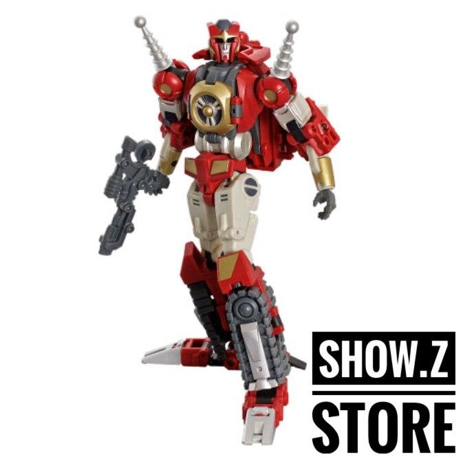 цена [Show.Z Store] Mastermind Creations MMC R-16 Anarchus Kaon Action Figure IDW DJD онлайн в 2017 году