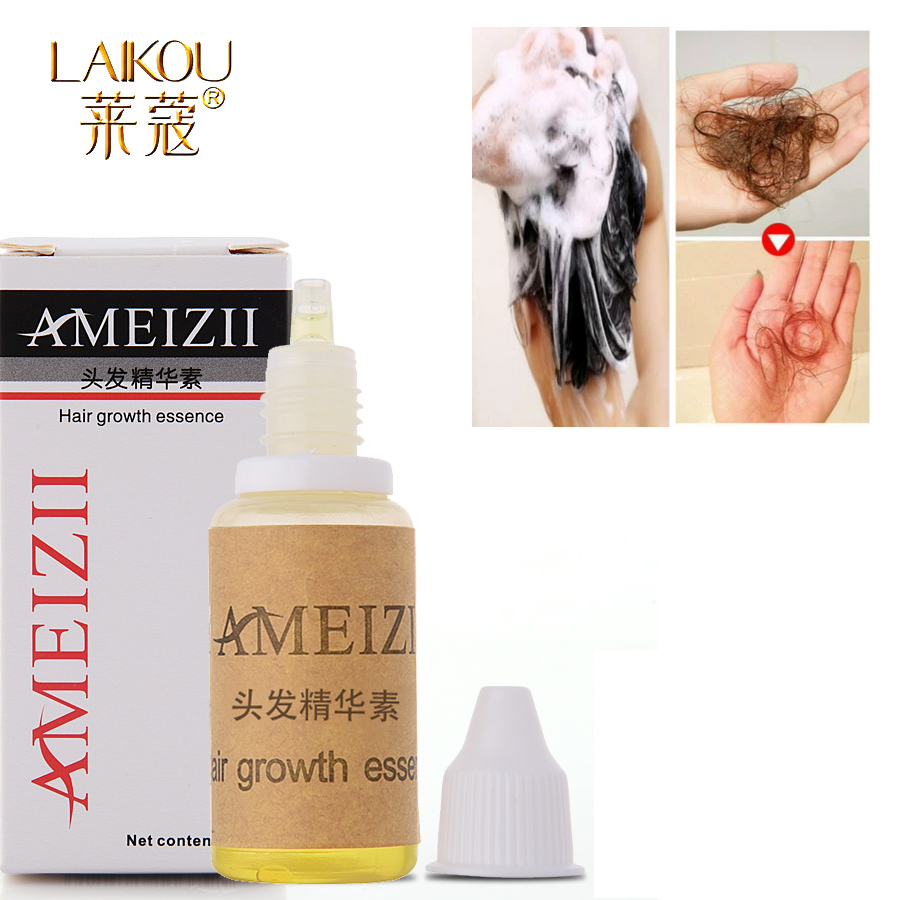 LAIKOU Brand Hair Growth Essence Hair Loss Liquid Natural Pu