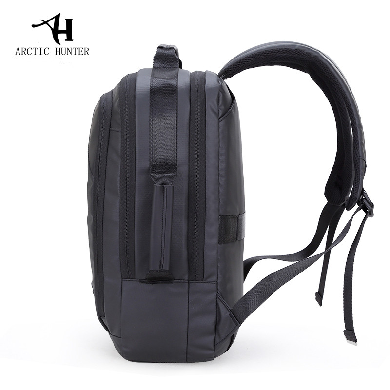 Arctic Hunter Multifunction Waterproof Backpack Men 15.6 Inch Laptop Backpacks Business Travel Back Pack & Hand Bag Dual Use #5