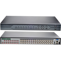 HD 32Channel 1080N CCTV DVR 32CH ONVIF AHDNH 1080N Surveillance Security DVR P2P Cloud Motion Detect 16CH Audio Input