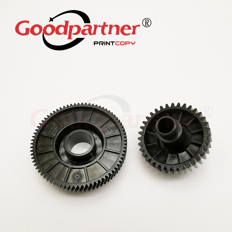 50PC x RU5-0505-000 RU5-0506-000 RU5-0505 RU5-0506 35T/18T 74T Gear for HP 1022 3050 3052 3055 M1319 M1319f MF4018 MF4270 MF4350 image
