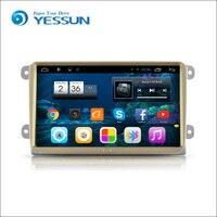 YESSUN для Volkswagen Masotan 8 Android Автомобильный gps навигатор dvd плеер Мультимедиа Аудио Видео Радио мультитач экран