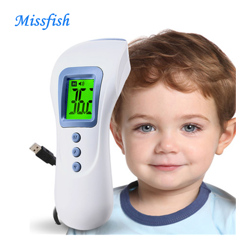 High accuracy Non-Contact baby rechargeable air Body ear Scanning digital Ir Infrared <font><b>Thermometer</b></font>