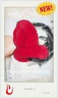 Lovely Multi Color Flower Fur Earmuff Ear Warmer GJ486