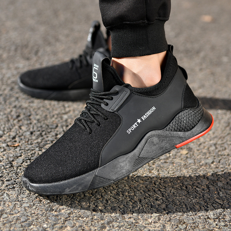 Shoes Male Tenis Vulcanize Men Sneakers No-Slip Breathable Casual New Warm Masculino