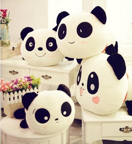 29 24 De Réduction20 Cm 2016 Nouveau Dessin Animé Panda Poupée Kawaii Jouets En Peluche Exportés Vers Leurope Enfants Filles Jouets Anime Peluche