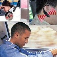 Nova chegada motorista alarme vibrar alerta anti sono sonolento alarme para motoristas de segurança guardas acessórios do carro lembrete sleeppy|Dispositivo de segurança anti-sono p/ carros| |  -
