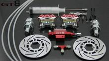 front-wheel hydraulic brake system  For 1/5 HPI Baja  5B  5T 5SC
