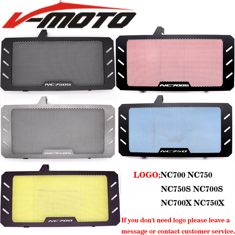 Motorcycle Radiator Guard Grille Oil Cooler Cover For HONDA NC700 NC750 X/S NC700S NC700X NC750X NC750S 2012-2018 2017 2016 15