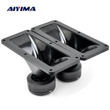 AIYIMA 2 шт. твитеры 187*80 мм пьезоэлектрический Высокочастотный динамик 150 Вт Керамический Зуммер ВЧ квадратный аудио динамик